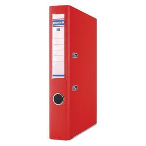 Segregator DONAU Premium A4 50mm - czerwony - 2847299370