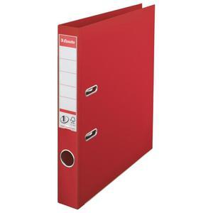 Segregator ESSELTE A4 50mm no.1 - czerwony 811430 - 2847299401