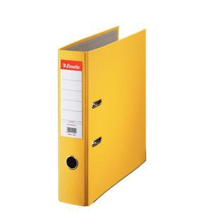 Segregator ESSELTE A4 75mm EKO - żółty 10782 - 2847299406
