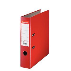 Segregator ESSELTE A4 75mm EKO - czerwony 11253 - 2847299407