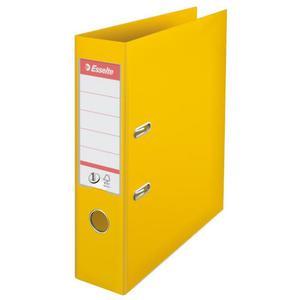Segregator ESSELTE A4 75mm no.1 - żółty 811310 - 2847299410