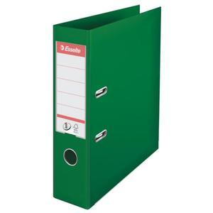 Segregator ESSELTE A4 75mm no.1 - zielony 811360 - 2847299413