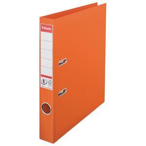 Segregator ESSELTE A4 50mm no.1 - pomarań. 811440 - 2847299453