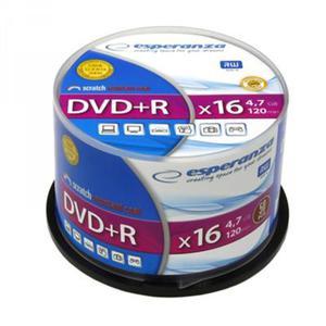 Płyta DVD+R ESPERANZA Cake op.50szt. - 2847299747