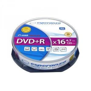 Płyta DVD+R ESPERANZA Cake op.10szt. - 2847299748