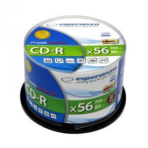 Płyta CD-R ESPERANZA Cake op.50szt. - 2847299750