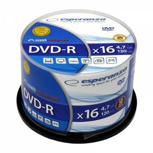 Płyta DVD-R ESPERANZA Cake op.50szt. - 2847299767