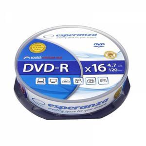 Płyta DVD-R ESPERANZA Cake op.10szt. - 2847299769