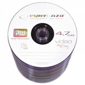 Płyta DVD+R ESPERANZA s-100 op.100 - 2847299772