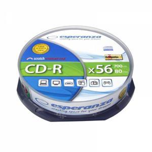 Płyta CD-R ESPERANZA Cake op.10szt. - 2847299777