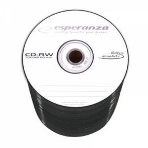 Płyta CD-RW ESPERANZA s-100 op.100 - 2847299780