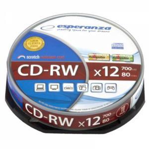 Płyta CD-RW ESPERANZA cake op.10 - 2847299781