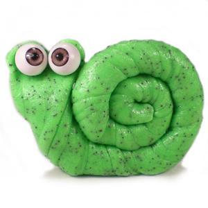 Plastelina Sprytna - Potworek - zielony - 2847299865
