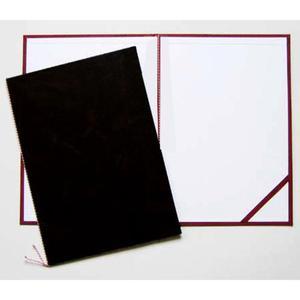 Okładka na dyplom WARTA bez nadruku - czarna - 2847300472