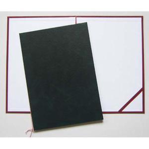 Okładka na dyplom WARTA bez nadruku - zielona - 2847300475