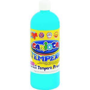 Farba CARIOCA tempera 1L. - błękit K003/18 - 2847300637
