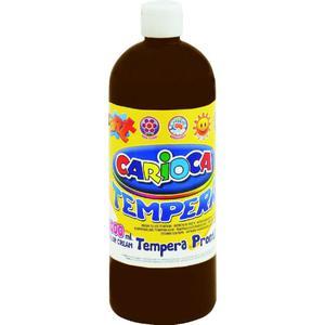 Farba CARIOCA tempera 1L. - brąz K003/22 - 2847300638