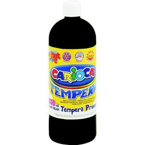Farba CARIOCA tempera 1L. - czarna K003/24 - 2847300640