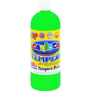 Farba CARIOCA tempera 1L. - zielony K003/12 - 2847300648