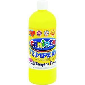 Farba CARIOCA tempera 1L. - żółty K003/03 - 2847300651