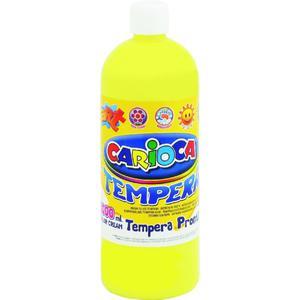 Farba CARIOCA tempera 1L. - c.żółty K003/02 - 2847300652