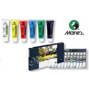 Farby MARIES akrylowe 12ml. 18k. 818B - 2847300657
