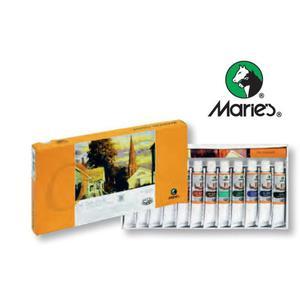 Farby MARIES olejne 12k. E1386B - 2847300658