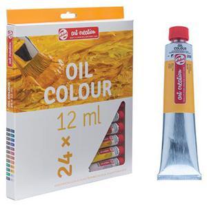 Farby olejne TALENS Art.Creation 12ml. 24k 9020124 - 2847300668