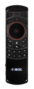 I-Box Klawiatura SMART TV bezprzewodowa Ares 3 czarna 3w1 klawiatura+mysz+pilot - 2847301009