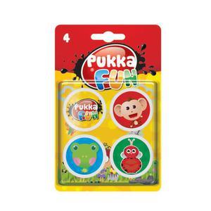 Gumka PUKKA PAD op.4szt. 6429-FUN - 2847301461