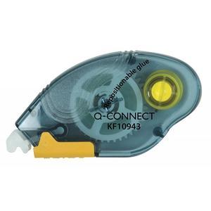 Klej w taśmie Q-CONNECT usuwalny KF10943 - 2847301815