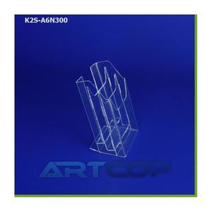 Stojak na ulotki ArtC kiszeń st. 3xA6 K2S-A6N300 - 2847302388