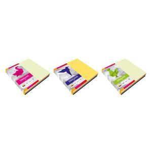 Papier do origami INTERDRUK 14x14cm fluo pastel - 2847302442