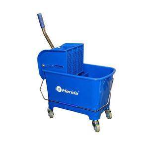 Wózek do sprzątania MERIDA na kółkach M09 - 2847303052