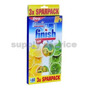 Odświeżacz do zmywarek FINISH lemon op.3 x 60 myć - 2847303065