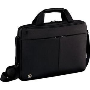 "Torba na laptopa WENGER Slim Format 16"" 410x280x90mm czarna - 2861970407"