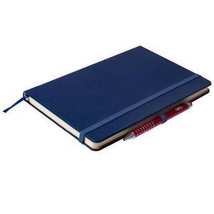 Notes OPUS A5 London Hard SL 114# niebieski - 2861970483