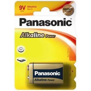 Bateria PANASONIC 9V - 2861970715