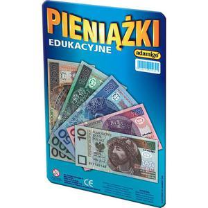 Pieniądze atrapy ADAMIGO PLN - banknoty - 2861970728