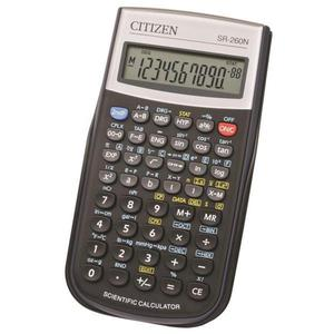 Kalkulator CITIZEN SR-260N naukowy - 2861970952
