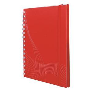 Kołonotatnik AVERY Notizio PP A5 7031 # czerwony - 2861971072