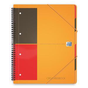 Kołonotatnik OXFORD Organiserbook A4 80k. = - 2861971169
