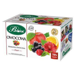 Herbata eksp. BIFIX - Classic owocowa op.25 - 2861972317