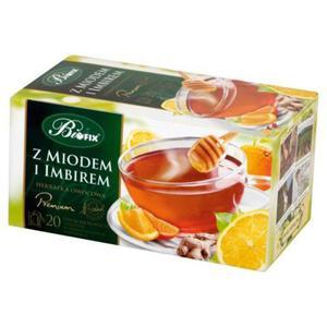 Herbata eksp. BIFIX - Prem. miód i imbir op.20k - 2861972324