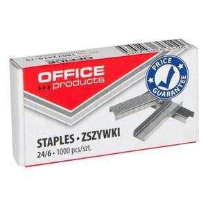 Zszywki OFFICE PRODUCTS 24/6 - 2861972342