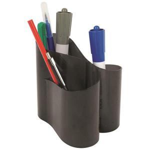 Kubek na długopisy ICO Lux - czarny - 2861972350