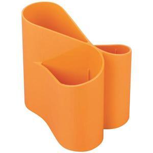Kubek na długopisy ICO Lux - pomarańczowy - 2861972352