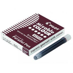 Naboje do piór PILOT Parallel Pen - sepia - 2861972380