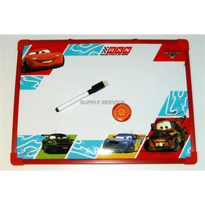 Tabliczka suchościeralna CARS 26x36cm - 2861972463