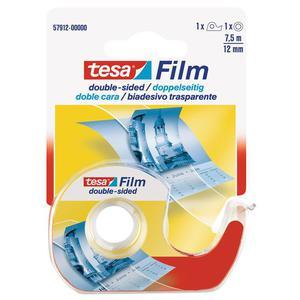 Taśma dwustronna TESA 7,5m x 12mm dyspenser - 2861972541